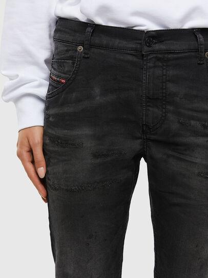 Diesel - KRAILEY JoggJeans® 069QL, Schwarz/Dunkelgrau - Jeans - Image 3