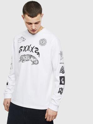 T-JUSTLY, Weiß - T-Shirts
