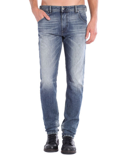 Diesel - Krayver 0833S, Jeansblau - Jeans - Image 1