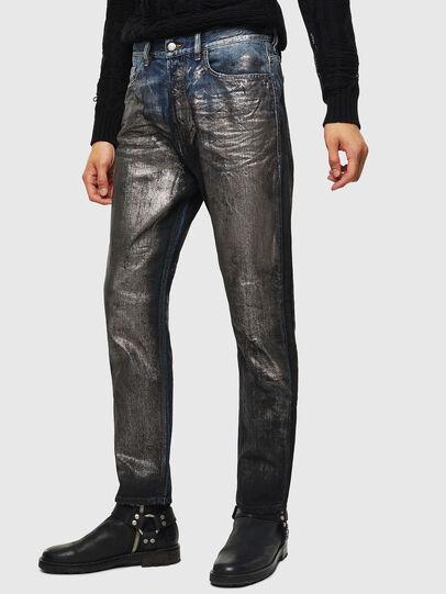 Diesel - D-Vider 0091J, Mittelblau - Jeans - Image 6