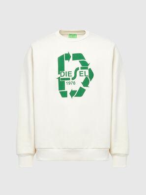 S-GIRK-N81, Weiß - Sweatshirts