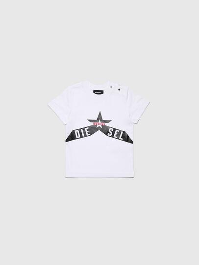 Diesel - TDIEGOA7B, Weiß - T-Shirts und Tops - Image 1