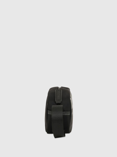 Diesel - BOLD POUCH II, Schwarz - Taschen - Image 3