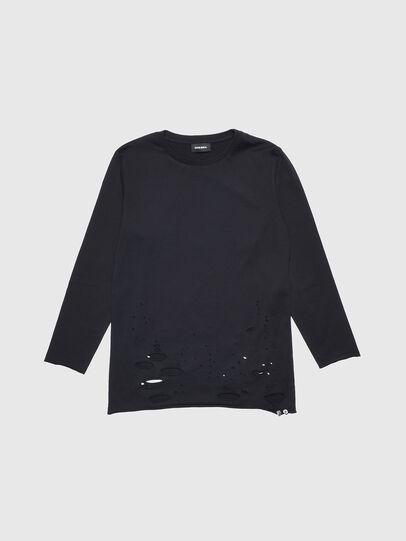 Diesel - TFIENA, Schwarz - T-Shirts und Tops - Image 1