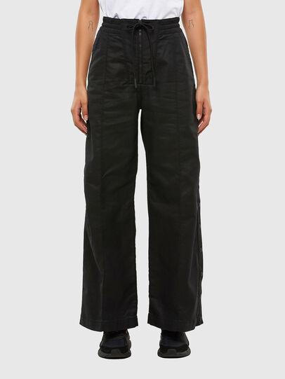 Diesel - D-Jaye JoggJeans® 069PF, Schwarz/Dunkelgrau - Jeans - Image 1
