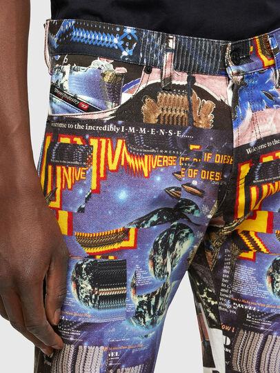 Diesel - D-Kras 009VB, Bunt - Jeans - Image 3