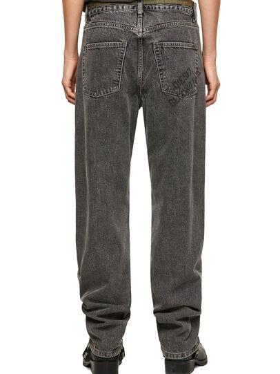 Diesel - DxD-P3 0CBBH, Schwarz/Dunkelgrau - Jeans - Image 2