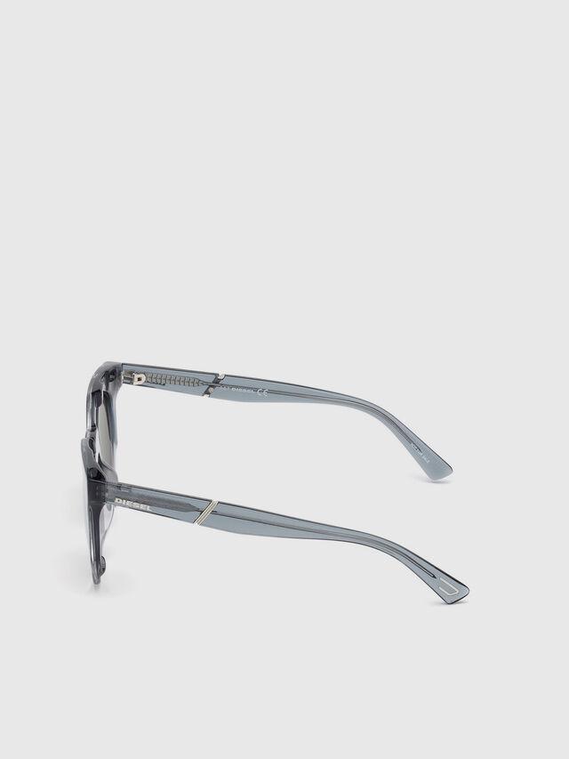 Diesel - DL0270, Grau - Sonnenbrille - Image 3