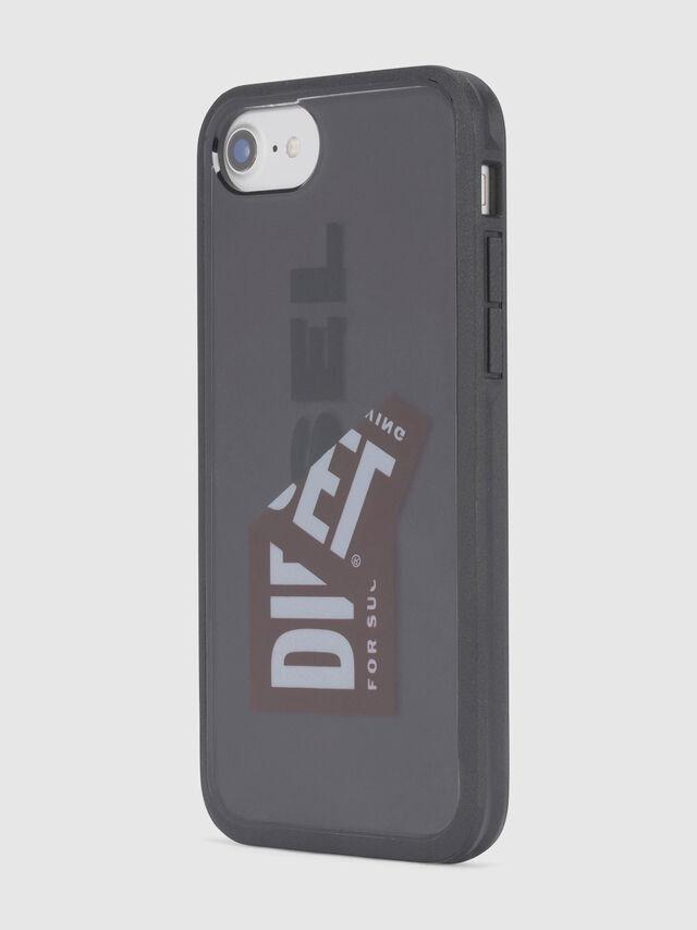 Diesel STICKER IPHONE 8/7/6S/6 CASE, Schwarz - Schutzhüllen - Image 4