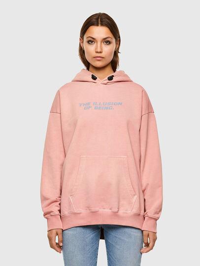 Diesel - S-UMMEREL-N73, Rosa - Sweatshirts - Image 2