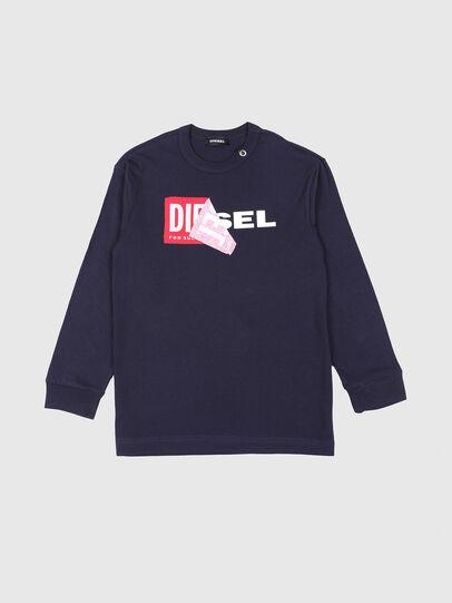 Diesel - TEDRI OVER,  - T-Shirts und Tops - Image 1