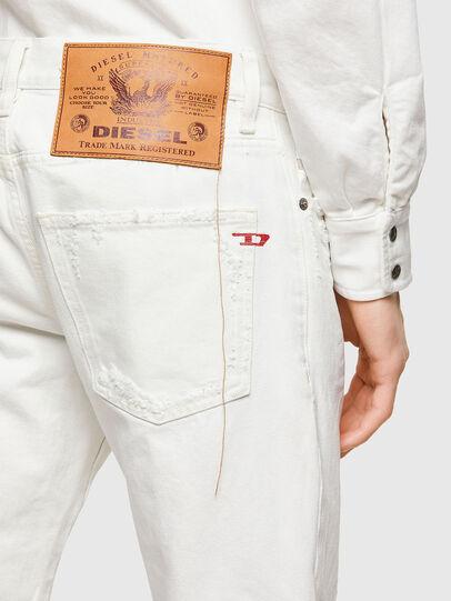 Diesel - D-Kras 0HBAJ, Weiß - Jeans - Image 4