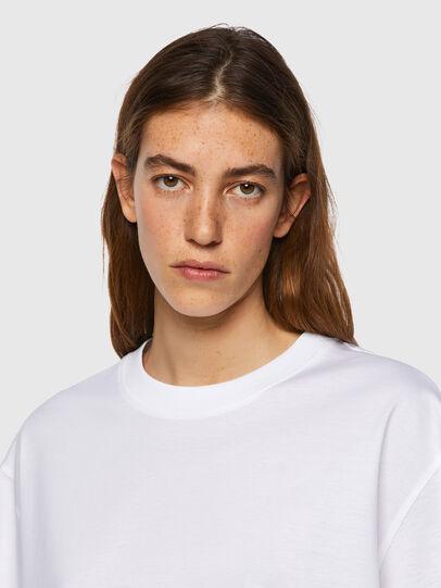 Diesel - T-SHARP, Weiß - T-Shirts - Image 3