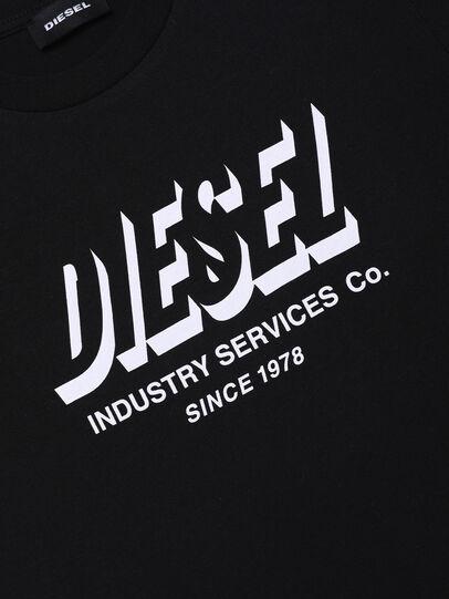 Diesel - TDIEGOSA5, Schwarz - T-Shirts und Tops - Image 3