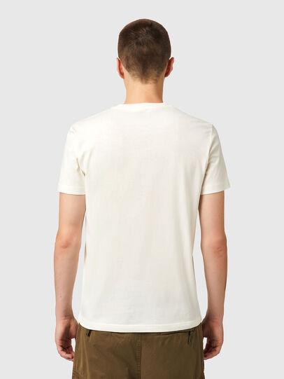 Diesel - T-DIEGOS-B10, Weiß - T-Shirts - Image 2