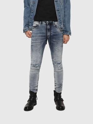 Thommer JoggJeans 069FC, Mittelblau - Jeans