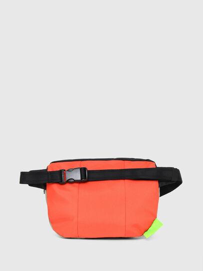 Diesel - LOKI, Weiss/Orange - Schultertaschen - Image 2