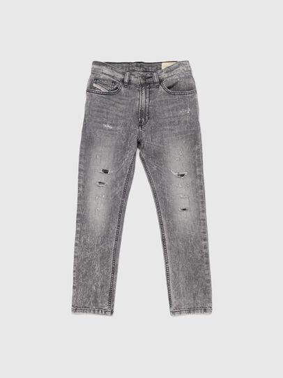 Diesel - D-EETAR-J, Schwarz/Dunkelgrau - Jeans - Image 1