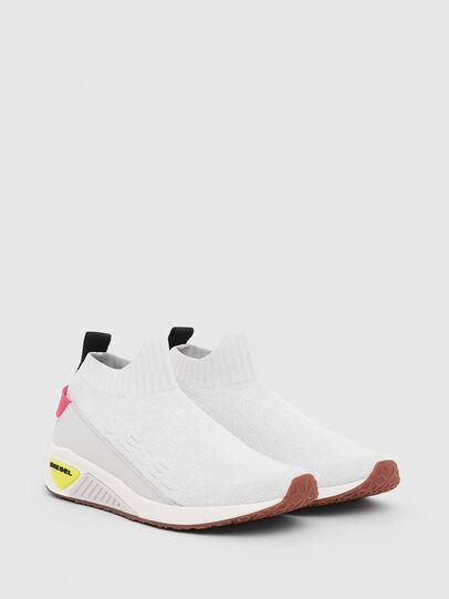 Diesel - S-KB SOCK QB W, Weiß - Sneakers - Image 2