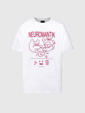 T-TUBOLAR-N1, Weiß - T-Shirts