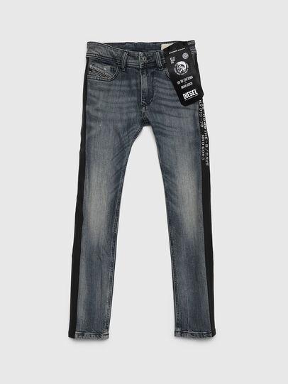 Diesel - SLEENKER-J-N, Mittelblau - Jeans - Image 1