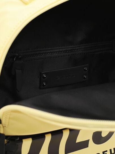Diesel - F-BOLD BACK FL, Hellgelb - Rucksäcke - Image 5