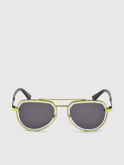 Diesel - DL0266, Gelb - Sonnenbrille - Image 1