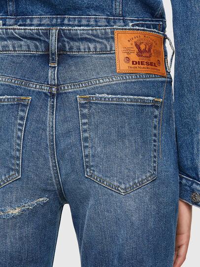 Diesel - D-Joy 009TZ, Mittelblau - Jeans - Image 4
