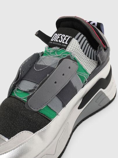Diesel - S-BRENTHA DEC, Grau - Sneakers - Image 5