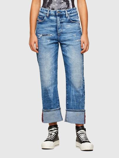 Diesel - D-Reggy 009MV, Hellblau - Jeans - Image 1