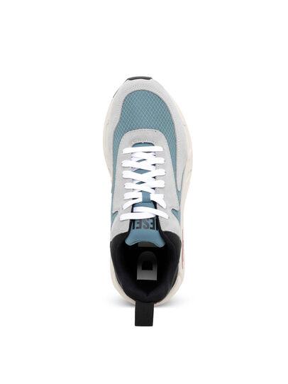Diesel - S-SERENDIPITY LOW CU, Grau/Blau - Sneakers - Image 4