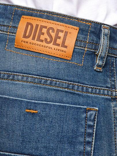Diesel - Thommer 009EI, Mittelblau - Jeans - Image 4