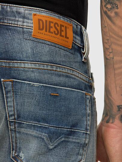 Diesel - Thommer 009FK, Mittelblau - Jeans - Image 3
