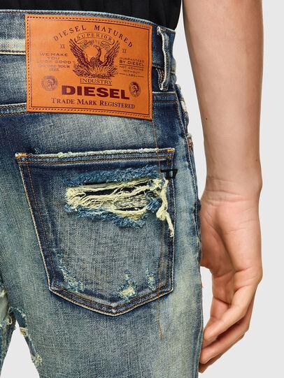 Diesel - D-Kras 009VI, Hellblau - Jeans - Image 3