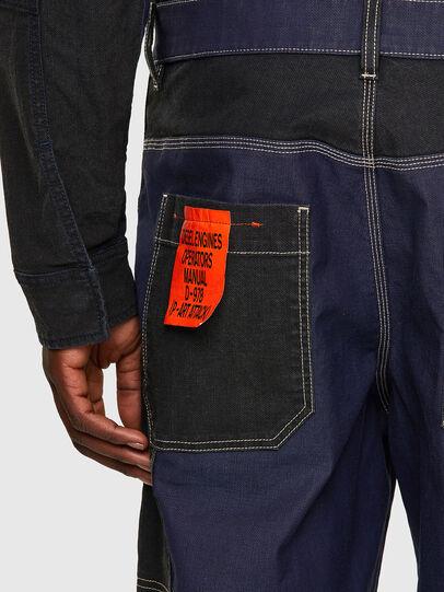 Diesel - D-Franky JoggJeans® 0EEAW, Dunkelblau - Jeans - Image 3