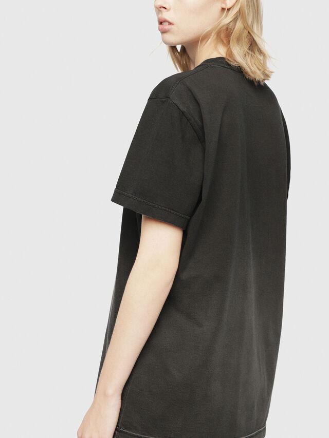 Diesel - SE-DIEGO, Schwarz - T-Shirts - Image 4
