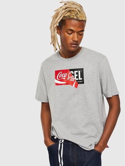 Diesel - CC-T-JUST-COLA,  - T-Shirts - Image 1