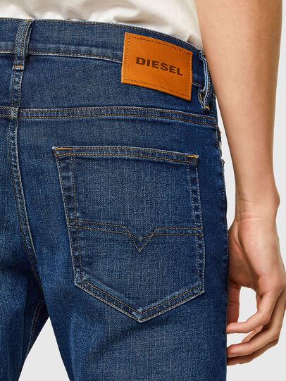 Diesel - D-Luster 009NN, Dunkelblau - Jeans - Image 3