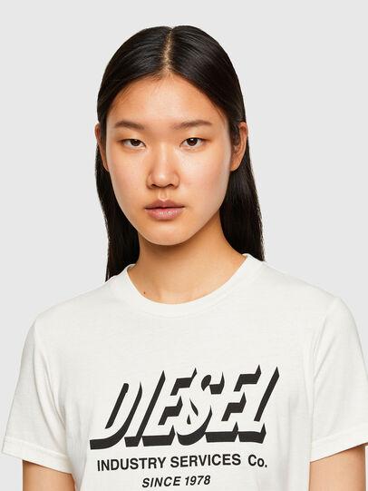 Diesel - T-SILY-R4, Weiß - T-Shirts - Image 3