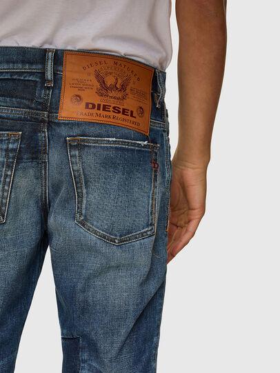 Diesel - D-Fining 009SV, Mittelblau - Jeans - Image 4