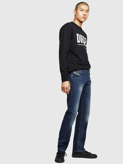 Diesel - Larkee 0853R, Dunkelblau - Jeans - Image 5