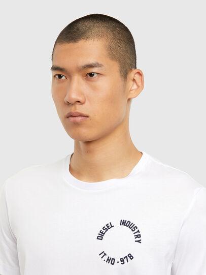 Diesel - T-DIEGOS-N26, Weiß - T-Shirts - Image 3