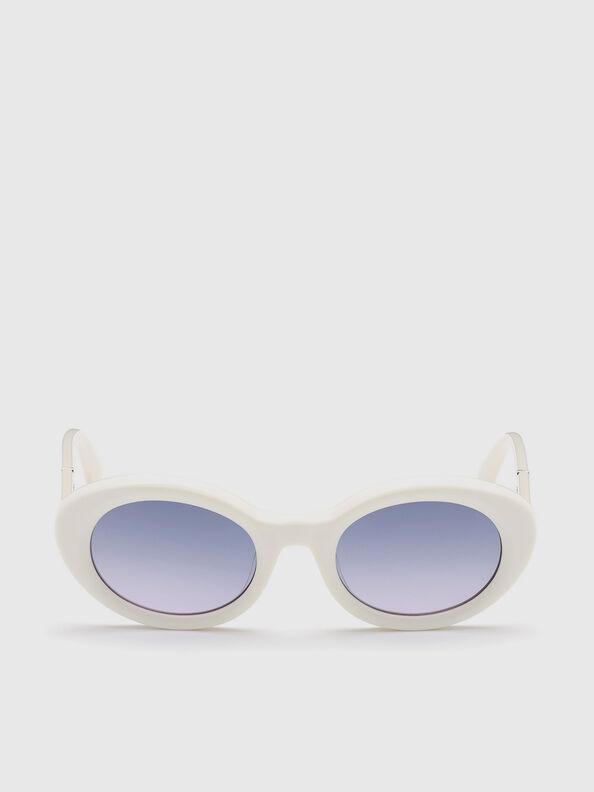 DL0281, Weiß - Sonnenbrille