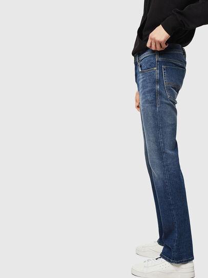 Diesel - Zatiny 0096E, Mittelblau - Jeans - Image 3