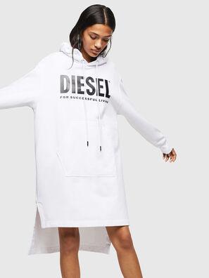 D-ILSE-T, Weiß - Kleider