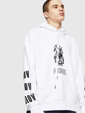 S-ALBY-A1, Weiß - Sweatshirts