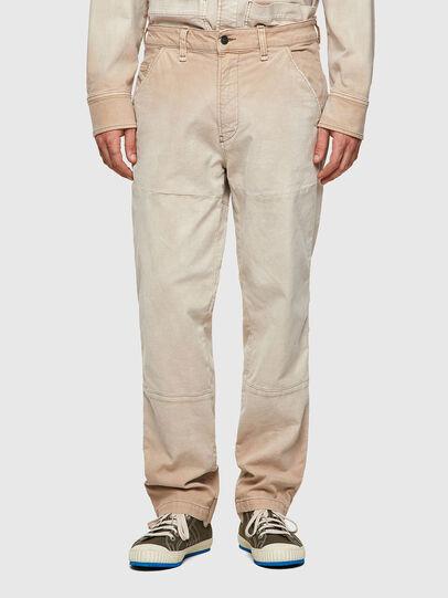Diesel - D-Azerr JoggJeans® 069WG, Weiß - Jeans - Image 1