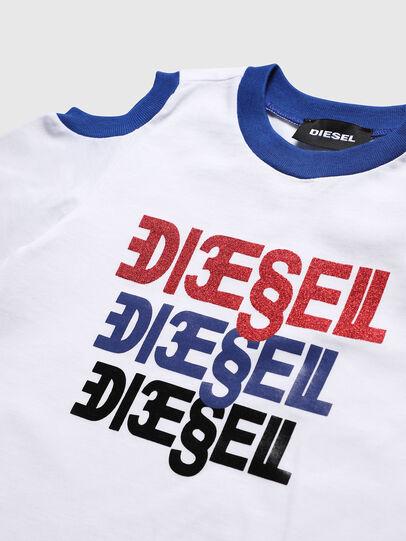 Diesel - TANIURAB, Weiß - T-Shirts und Tops - Image 3