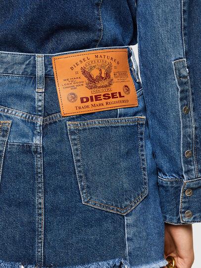 Diesel - DE-DESY-Z1, Mittelblau - Kleider - Image 3