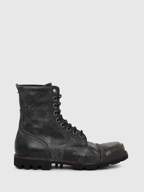 online store 07262 2ebd5 Stiefel aus robustem behandeltem Leder